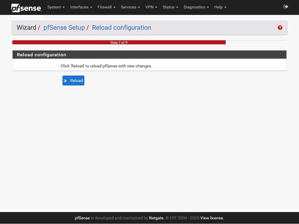 pfSense web configuration part 9