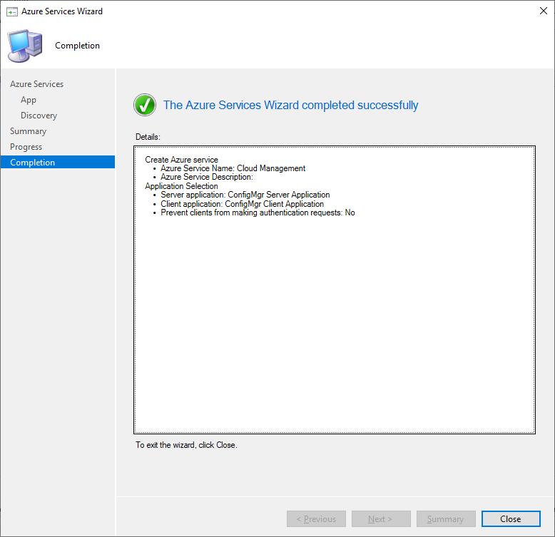 Configure Azure Services part 7